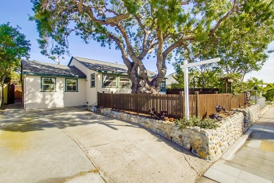 North Park Rental For Rent: 3421 Boundary St