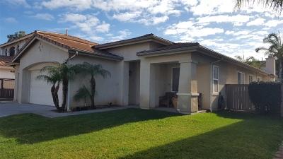 Chula Vista Single Family Home For Sale: 1312 Stanislaus Dr