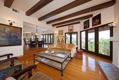 San Diego Single Family Home For Sale: 4334 Arcadia Drive