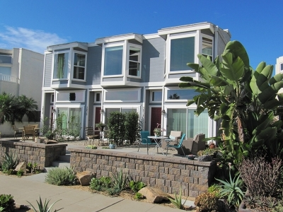 San Diego Townhouse For Sale: 3834 Sequoia St.
