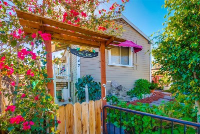 San Diego Single Family Home For Sale: 4147 San Miguel Ave