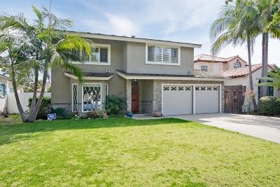 Coronado Single Family Home For Sale: 735 J Avenue