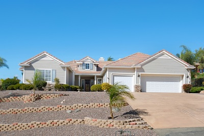 Vista Single Family Home For Sale: 1960 Camino Loma Verde