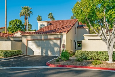 Carlsbad Townhouse Sold: 3172 Vista Mar Dr