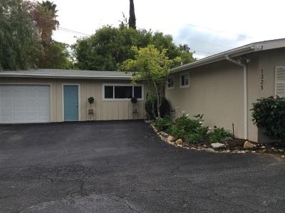 Fallbrook Single Family Home For Sale: 1325 E Alvarado