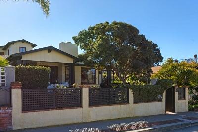La Jolla Rental For Rent: 335 Westbourne
