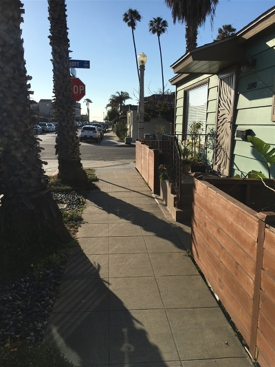 Ocean Beach Multi Family 2-4 For Sale: 5090 Long Branch Avenue