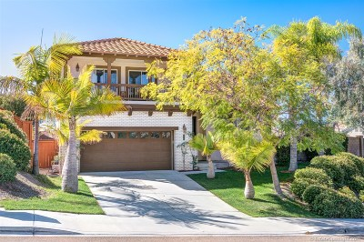 Chula Vista Single Family Home For Sale: 715 N Valley View Drive