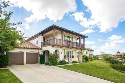 Chula Vista Single Family Home For Sale: 671 Chapel Hill Drive