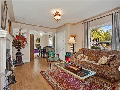 San Diego Single Family Home For Sale: 6819 Brooklyn Avenue