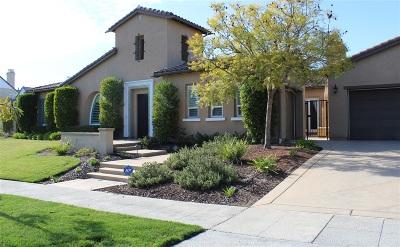 Chula Vista Single Family Home For Sale: 2827 Shenandoah Drive