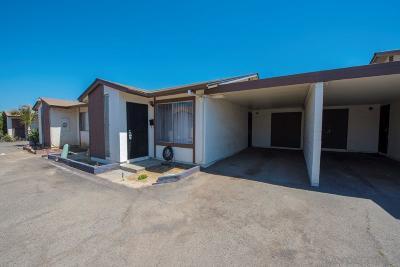 Chula Vista Townhouse For Sale: 467 Anna Linda Pl