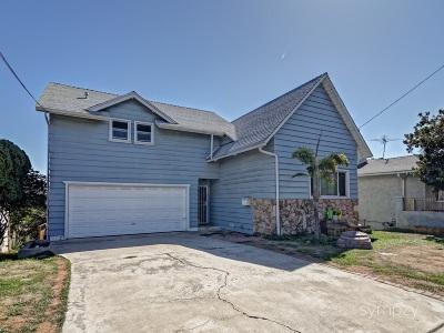San Diego Single Family Home For Sale: 3015 Morningside St