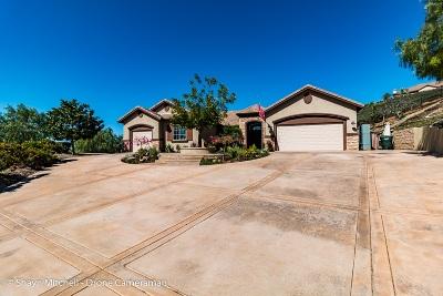 Vista Single Family Home For Sale: 1966 Camino Loma Verde