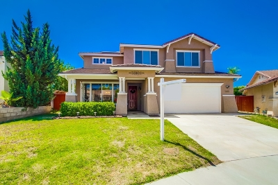 Fallbrook Single Family Home For Sale: 5015 Avocado Park Way