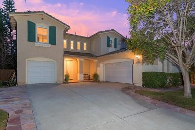 Chula Vista Single Family Home For Sale: 1166 Pacifica Avenue