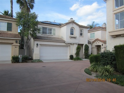 Single Family Home For Sale: 1148 La Vida Court