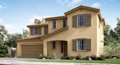 Vista Single Family Home For Sale: 1223 Tesoro