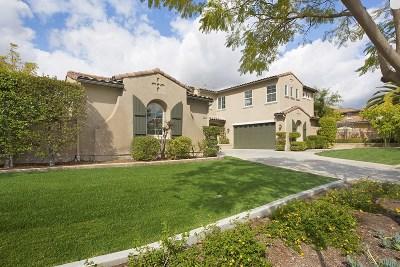 Chula Vista Single Family Home For Sale: 2825 Paradise Ridge Court