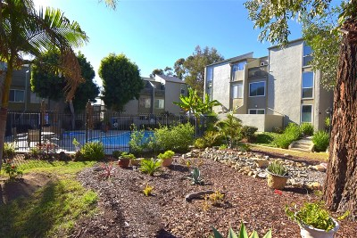 Carlsbad Attached For Sale: 4065 Harrison St #1