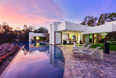 Rancho Santa Fe Single Family Home For Sale: 5410 Los Mirlitos