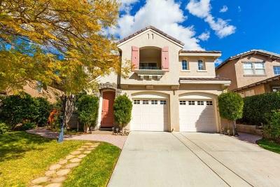 Chula Vista Single Family Home For Sale: 825 Esperanza Place