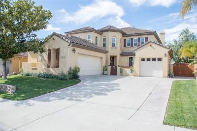 Chula Vista Single Family Home For Sale: 760 N Fox Run Pl