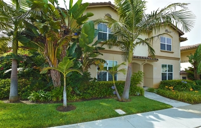 Carlsbad Townhouse For Sale: 519 Pine Ave