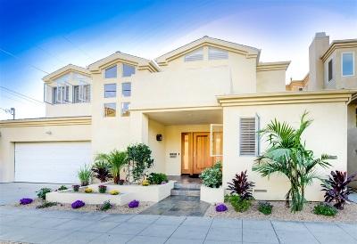 La Jolla Single Family Home For Sale: 6658 Draper Ave