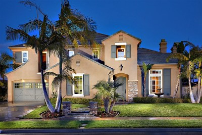 Carlsbad, Carlsabd Single Family Home For Sale: 7065 Heron Circle