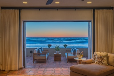 Del Mar Single Family Home For Sale: 2614 Ocean Front Street