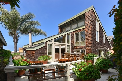 Del Mar CA Attached For Sale: $1,995,000