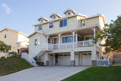Oceanside Single Family Home For Sale: 2563 Fire Mountain Dr