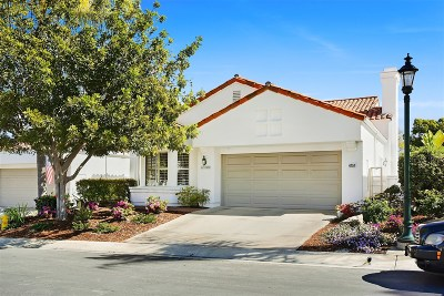 Oceanside Single Family Home For Sale: 4151 Andros Way