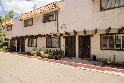 San Diego Townhouse For Sale: 4416 Delta St 3