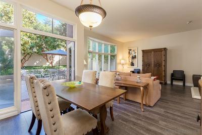 La Jolla Townhouse For Sale: 9767 Claiborne Sq
