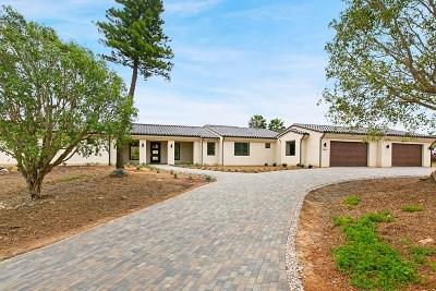 Single Family Home For Sale: 14935 Gavan Vista Rd