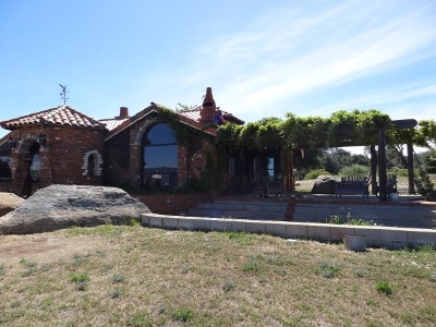 San Diego County Single Family Home For Sale: 28185 Angel Mountain Rd.