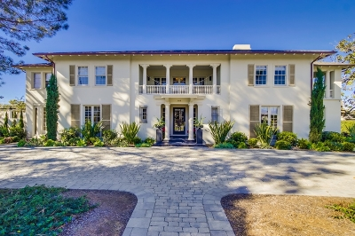 Coronado Single Family Home For Sale: 708 A Ave