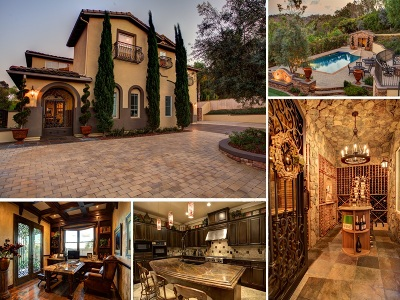 Carlsbad, Carlsabd Single Family Home For Sale: 2931 Rancho Cortes
