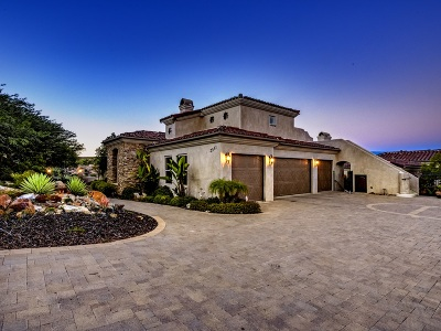 Fallbrook Single Family Home For Sale: 3961 Citrus Dr