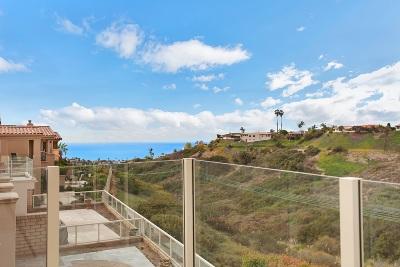 La Jolla Single Family Home For Sale: 5494 Caminito Bayo
