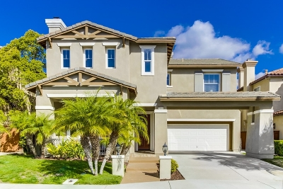 Single Family Home For Sale: 7156 Torrey Mesa Ct