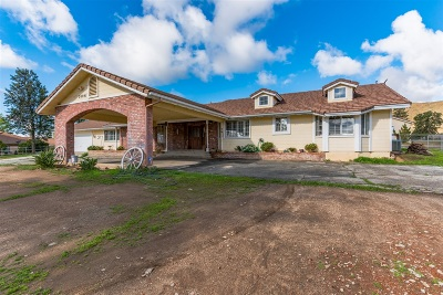 Riverside County Single Family Home For Sale: 26941 California Ave