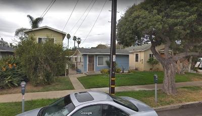 Oceanside Multi Family 2-4 For Sale: 146 S Myers Street
