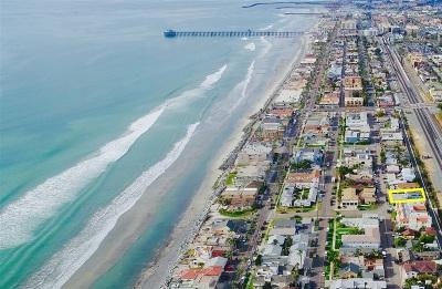 Oceanside Multi Family 2-4 For Sale: 934 S Myers St