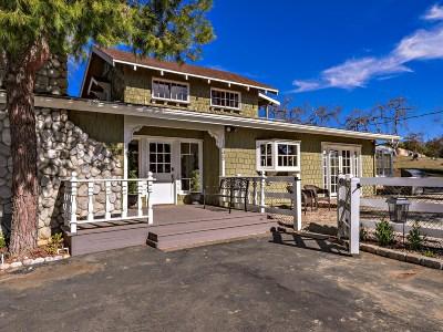Fallbrook Single Family Home For Sale: 1045 Big Oak Ranch Rd