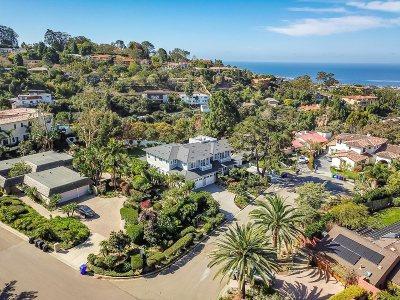 La Jolla Single Family Home For Sale: 1685 Marisma Way
