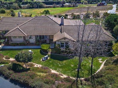 Fallbrook Single Family Home For Sale: 1417 Cresta Loma Dr