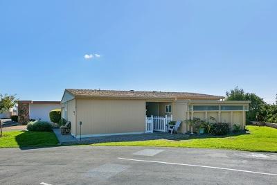 Oceanside Single Family Home For Sale: 3808 Vista Campana S #17